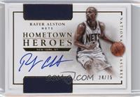 Rafer Alston /75