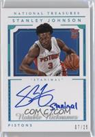 Stanley Johnson /25