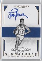 Larry Brown /49