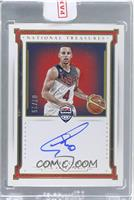 Stephen Curry /25 [ENCASED]