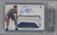 Rookie Patch Autographs - Jahlil Okafor /99 [BGS 8.5]