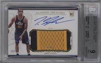Rookie Patch Autographs - Trey Lyles /99 [BGS 9]
