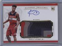 Rookie Patch Autographs - Kelly Oubre Jr. /99