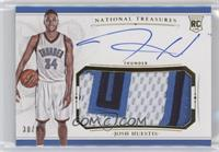 Rookie Patch Autographs - Josh Huestis /99