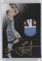 Auto Patch Color Rookies - Nikola Jokic /99