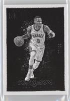 Black and White - Russell Westbrook /99