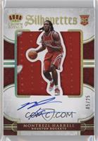 Rookie Silhouettes - Montrezl Harrell /25