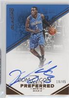 Autographs - Victor Oladipo /45