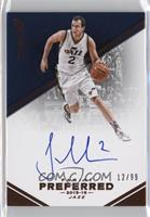 Autographs - Joe Ingles /99