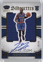 Rookie Silhouettes - Jerian Grant /99