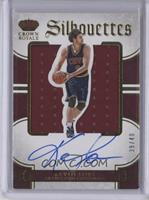 Silhouettes - Kevin Love /40
