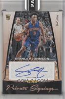 Stanley Johnson /5 [ENCASED]