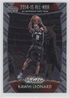 All-NBA Team - Kawhi Leonard