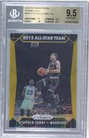 All-Star Team - Stephen Curry /10 [BGS 9.5]