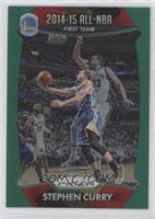 All-NBA Team - Stephen Curry