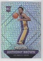 Rookies - Anthony Brown /25