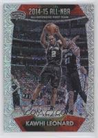 All-NBA Team - Kawhi Leonard /25
