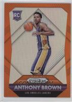 Rookies - Anthony Brown /65