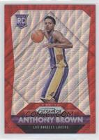 Rookies - Anthony Brown /350