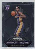Rookies - Anthony Brown