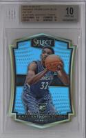 Premier Level Die-Cut - Karl-Anthony Towns /199 [BGS 10]