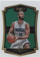 Premier Level Die-Cut - Evan Fournier /5