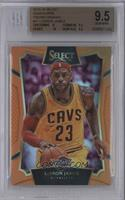 Concourse - LeBron James /60 [BGS 9.5]