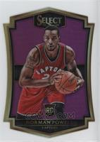 Premier Level Die-Cut - Norman Powell /99