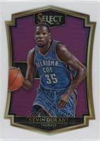 Premier Level Die-Cut - Kevin Durant /99