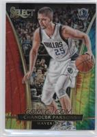 Courtside - Chandler Parsons /25