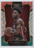 Concourse - Justise Winslow