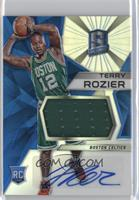 Rookie Jerseys Autograph Prizms - Terry Rozier