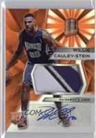 Rookie Jerseys Autographs - Willie Cauley-Stein /25