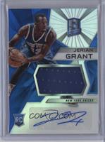 Rookie Jerseys Autograph Prizms - Jerian Grant