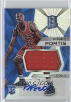 Rookie Jerseys Autograph Prizms - Bobby Portis