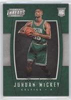 Leather Rookies - Jordan Mickey