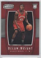 Leather Rookies - Delon Wright