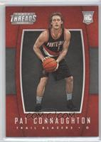Leather Rookies - Pat Connaughton