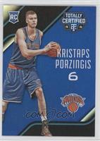 Rookies - Kristaps Porzingis /99