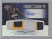 Myles Turner /25 [Near Mint‑Mint]