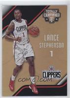 Lance Stephenson /10