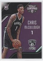 Rookies - Chris McCullough #18/50