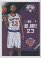 Derrick Williams /50