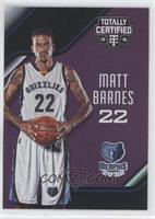 Matt Barnes /50