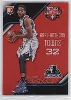 Rookies - Karl-Anthony Towns /149