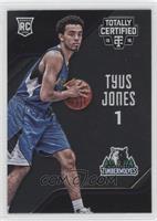 Rookies - Tyus Jones