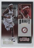 Season Ticket - Mo Williams /99