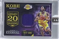 Kobe Bryant /99 [ENCASED]