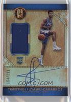 Rookie Jersey Autographs - Timothe Luwawu-Cabarrot /199