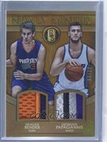 Dragan Bender, Georgios Papagiannis /25